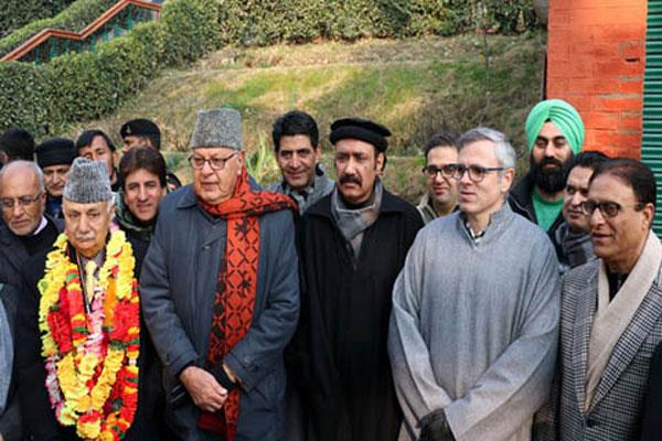 pdp leaders joined nc