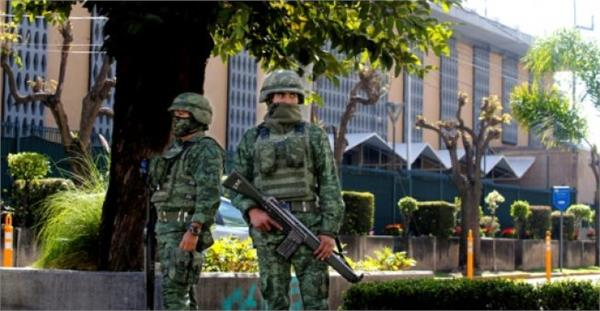 explosives attack at us consulate in guadalajara mexico