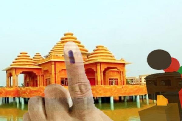 तेरा 'रामजी' करेंगे बेड़ा पार: राजस्थान चुनाव में 300 से ज्यादा 'राम' मैदान में