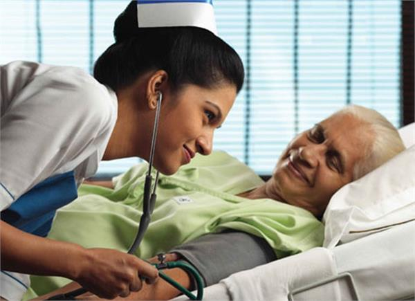 you can also arrange bumpers on the posts of paramedical and nursing staff