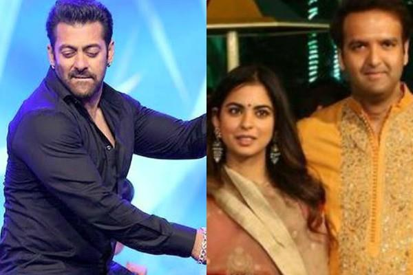 salman troll after becomes background dancer at isha ambani sangeet ceremony