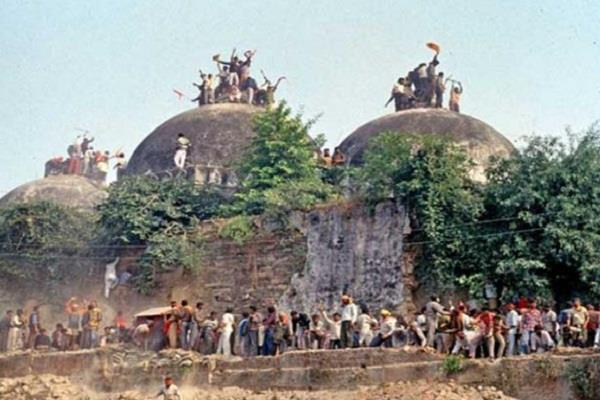 history of the day uttar pradesh babri masjid bhimrao ambedkar