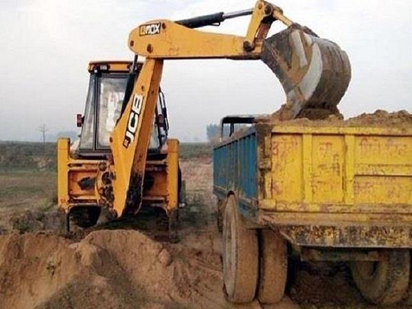 police fines fine on illegal mining