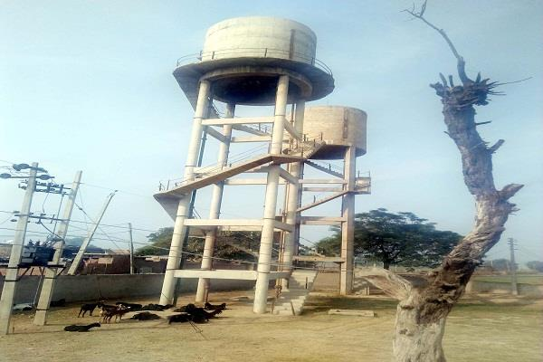 water supply  stopped  people  sick  drinking water punjab hindi news