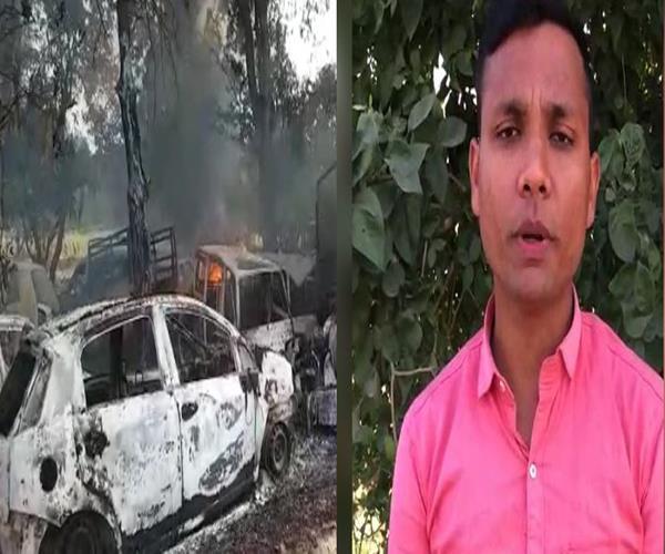 bulandshahr violence chief accused yogeshraj still away from the police custody