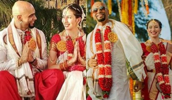 raghu ram got married natalie di luccio