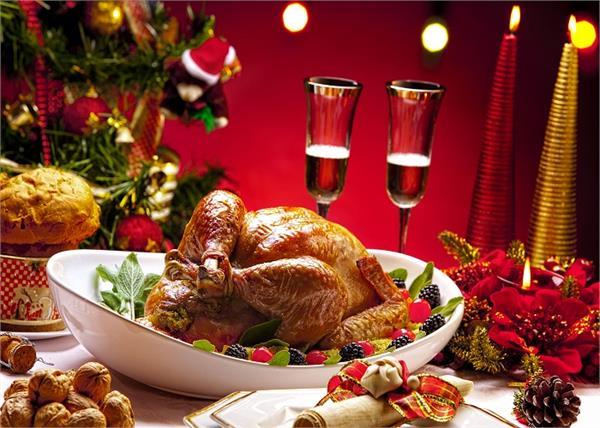 क्रिसमस डिनर में शामिल करें ये 5 आहार, वजन रहेगा कंट्रोल