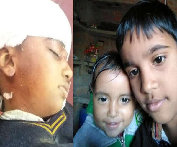 rs 50 lakh ransom in sultanpur not found after killing child