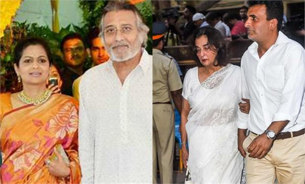 late vinod khanna wife geetanjali passes away