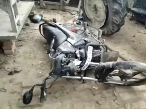 tremendous allotment of tractors and bikes