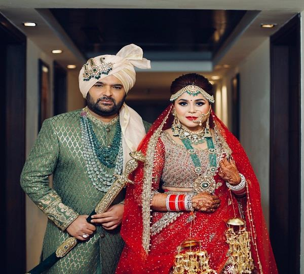 kapil sharma ginni chatrath wedding in jalandhar