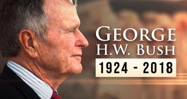 world leaders to attend george h w bush s funeral
