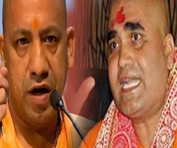caste of hanuman ji the yogi spoils the country s atmosphere shankaracharya