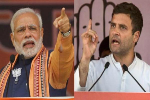 assembly election pm modi in 5 states 32 and rahul did 82 rallies