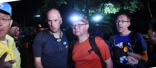 new year honours 2019 cave divers honoured for thai rescue