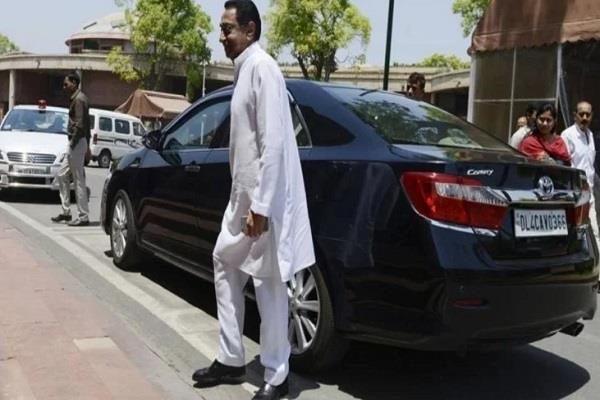 kamal nath purchased nano car while being the cabinet minister
