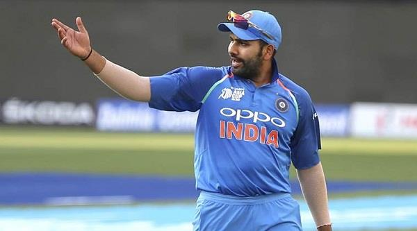 because of this rohit sharma can return to india in the middle of the series