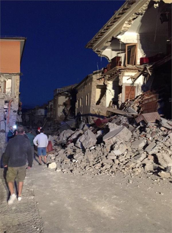 italy  state of emergency declared in 9 areas of sicily after earthquake