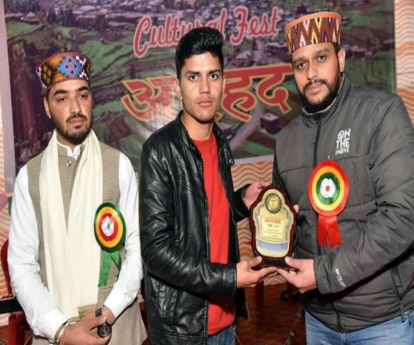 first ceremony in the mandi celebrations