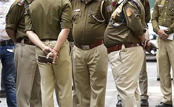 youth killed in police custody in amroha 11 policemen suspended