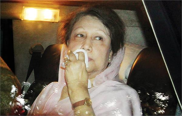 bangladesh elections ex pm khaleda zia s nomination rejected