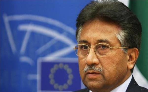 pervez musharraf seeking covert us support to regain power