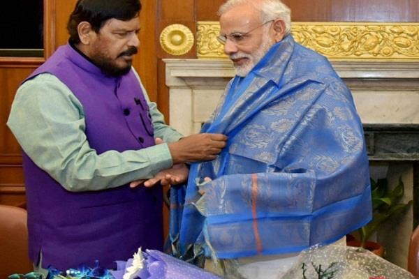 ramdas athawale narendra modi congress bjp