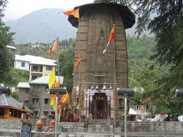 to remove illegal occupation all around chaurasi temple complex
