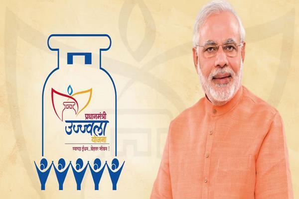 modi government s bright plan record boom in lpg connection