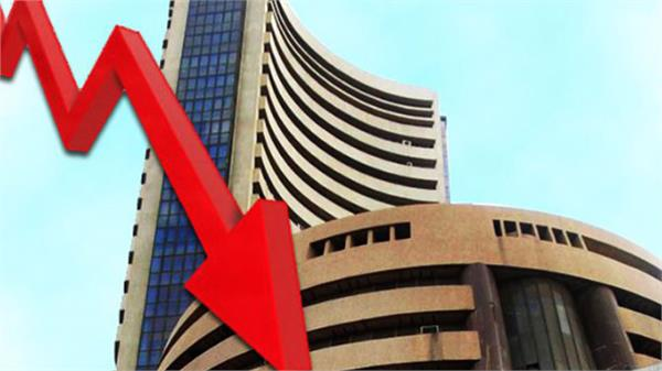 sensex slips 340 points after rbi s credit policy