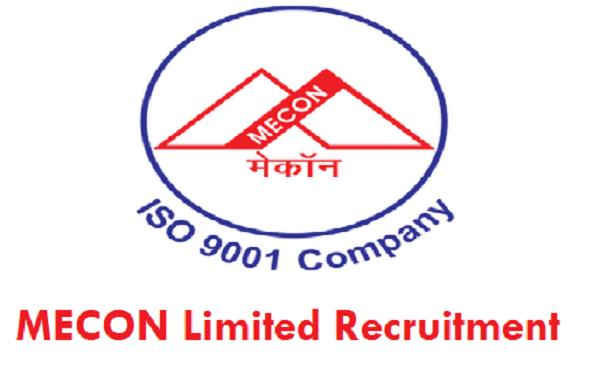 management trainee in company mecon limited