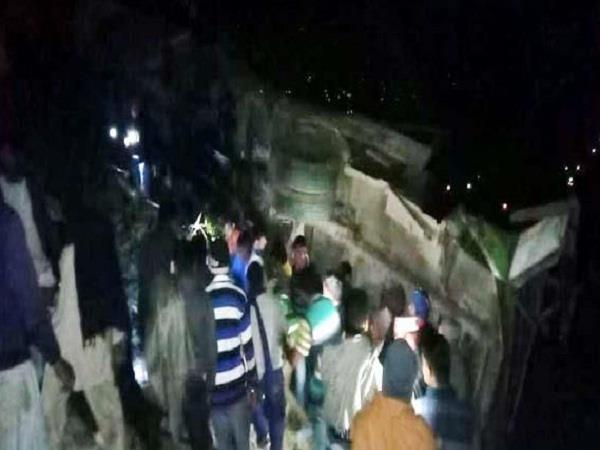 number of people killed in jamali bus accident 3