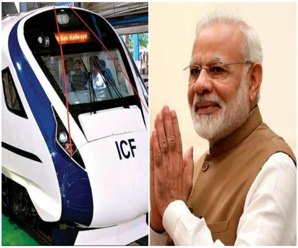 india s fastest train on december 29 pm modi to give  green signal