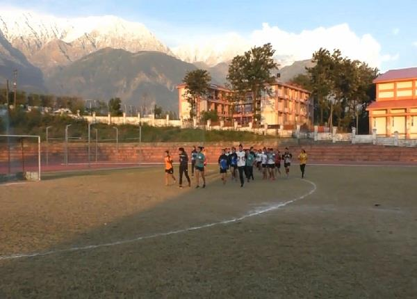 dharamshala will now prepare sports stars like kabaddi and kho kho