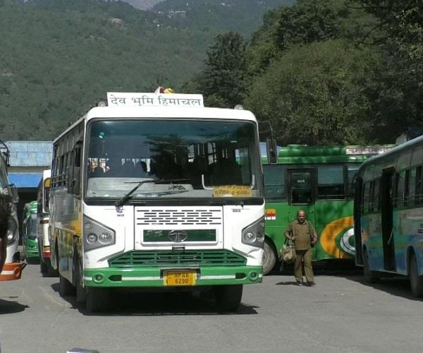 special bus for tapovan assembly