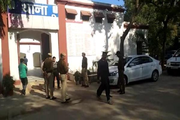 rape with ten year old retarded girl in raipur rani