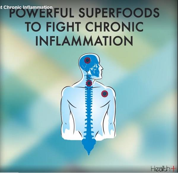 powerful superfoods to fight chronic inflammation