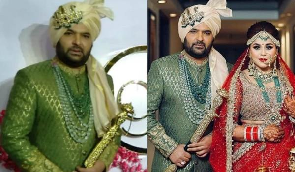 kapil ginni wedding video viral