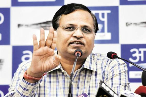 satyendra jain on the charge sheet filed now it is part of life jain