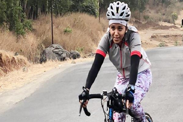haryana s daughter made world record won the iron lady title