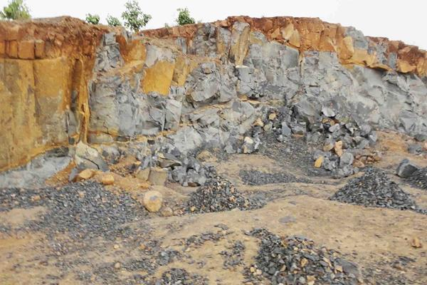illegal mining in the daytime administration