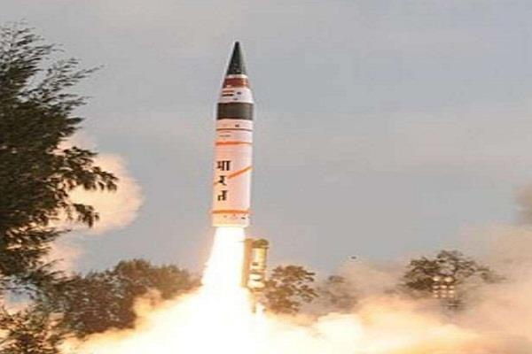 odisha agni 5 abdul kalam successful test