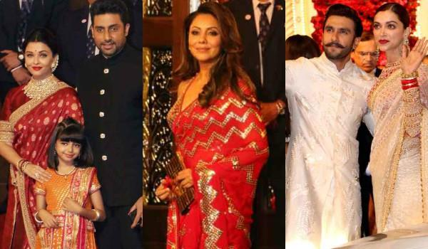 bollywood celebs and guest arrives at isha ambani anand piramal wedding