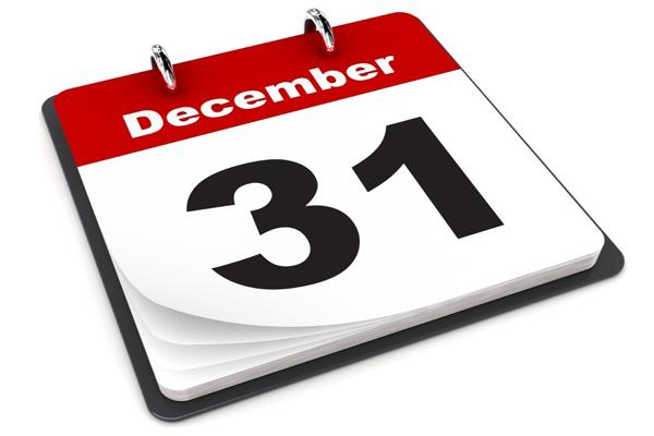 deal before the end of december it will be 5 important work
