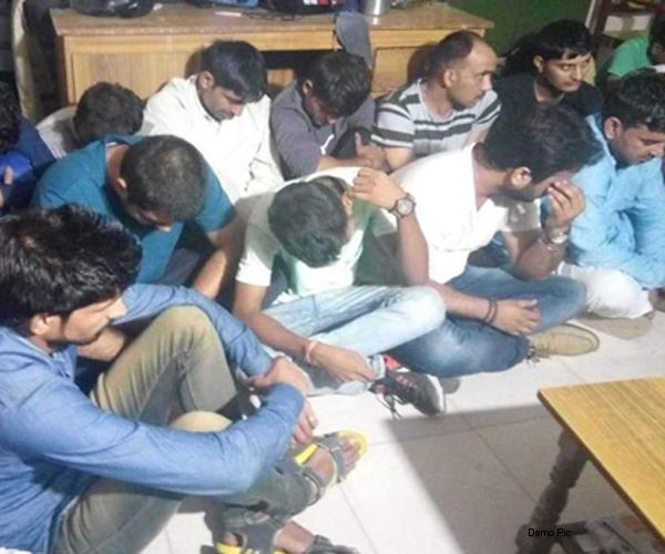 stf arrested 10 munna brothers from kanpur before exam inquiry issued