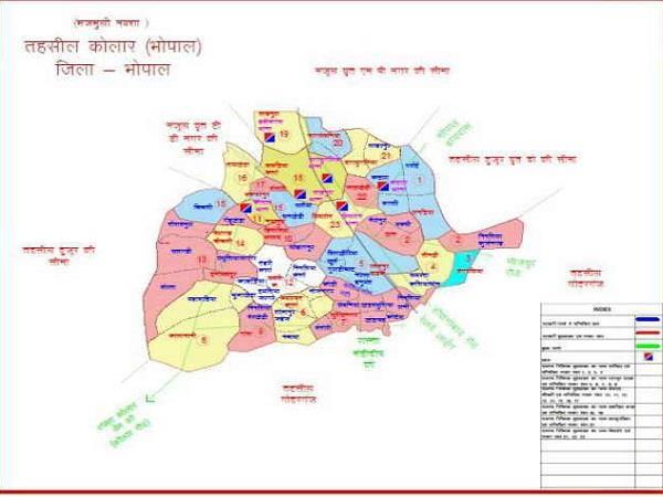 bhopal s new kolar tehsil