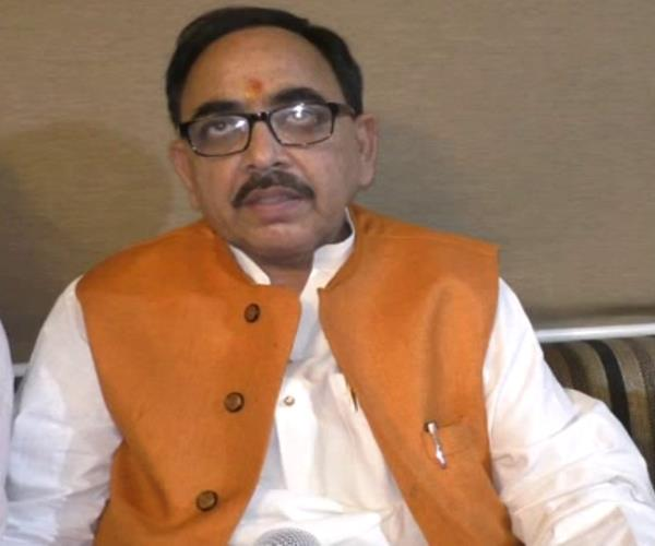 pm modi is the prophet of the poor mahendra nath pandey