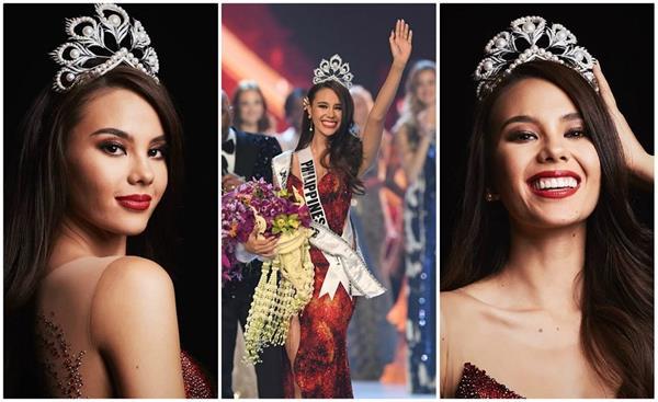 फिलीपींस की कैटरिओना के सिर सजा मिस यूनिवर्स का ताज तो भारत की नेहल टॉप 20 से बाहर