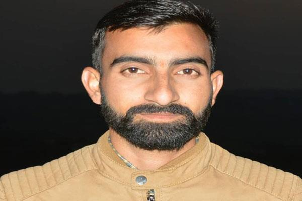 youngest sarpanch elected in jammu