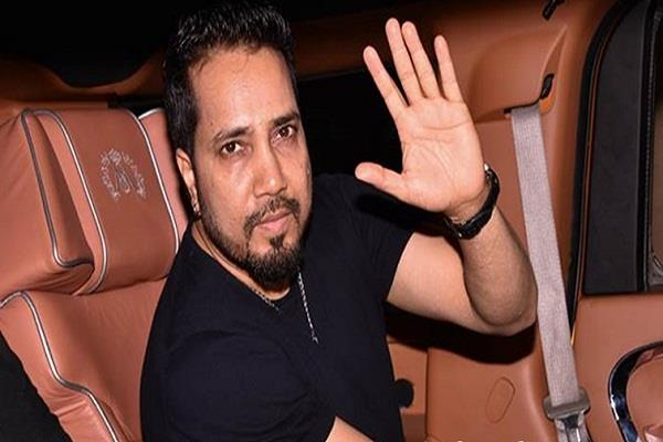 mika singh released by dubai police